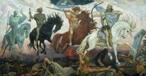 Four Horsemen Of Apocalypse 1887