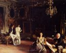 An Interior In Venice 1899