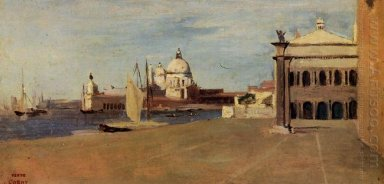 View Of The Grand Canal Venice From The Riva Degli Schiavone 182