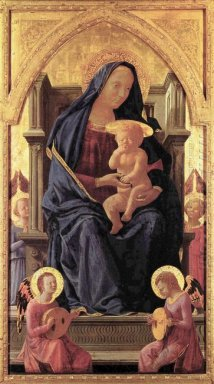 Maria And Child 1426