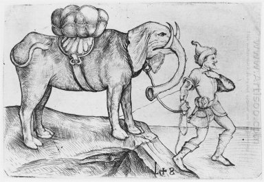 The Elephant And His Trainer