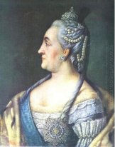 Portrait of Catherine II the Great