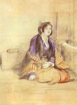 Seated Lady of Constantinople