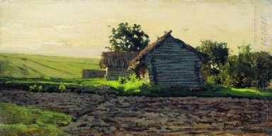 Village Savvinskaya Near Zvenigorod 1884 2