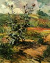 Two Thistles 1888