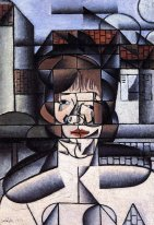 Portrait Of Germaine Raynal 1912