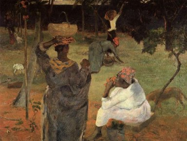 mango pickers martinique 1887