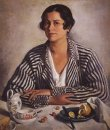 Portrait Of Troinitsky 1924