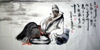 Tippler - Chinese Painting