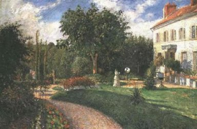 garden of les mathurins 1876