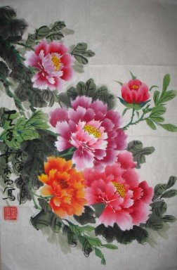 Penoy - Chinese Painting