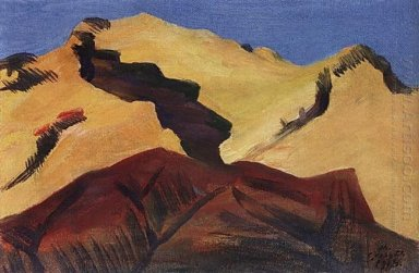 Gohtan Mountains 1914