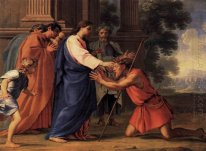 Christ Healing the Blind Man