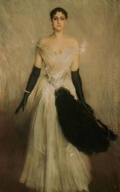 Portrait Of A Lady 1889