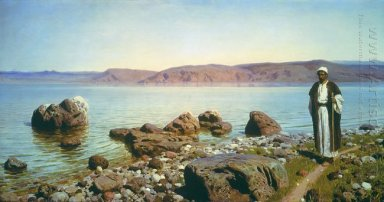 At The Genisaret Lake 1888