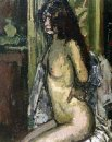 Seated Nude, Paris