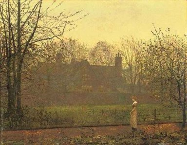 The Chill Of Autumn 1881