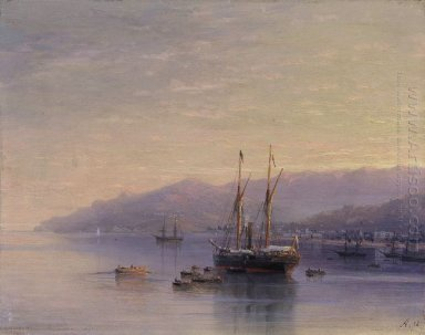The Bay Of Yalta 1885