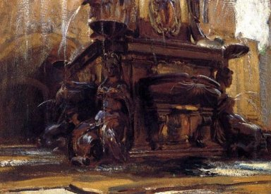 Fountain At Bologna