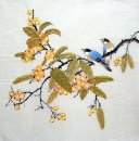 Fruit&Bird - Chinese Painting