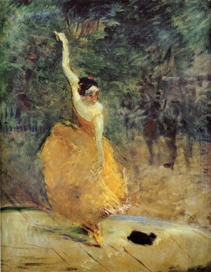 The Spanish Dancer 1888