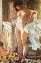 In The Bathroom 1907