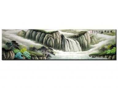 Moutain and water - Yuanchang - Chinese Painting