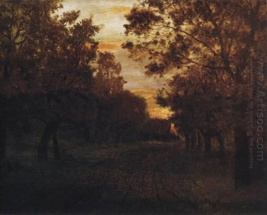 Road In A Wood 1881
