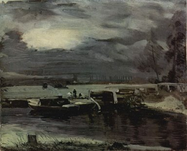 boats on the stour 1811
