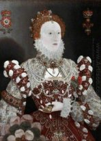 Elizabeth I - The Pelican Portrait