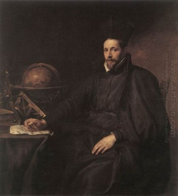 portrait of father jean charles della faille 1629