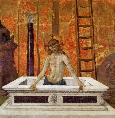 Christ In The Sarcophagus 1473