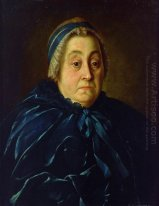 Portrait of Anna Vasiliyevna Buturlina