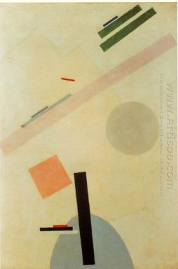 Suprematist Painting 1917