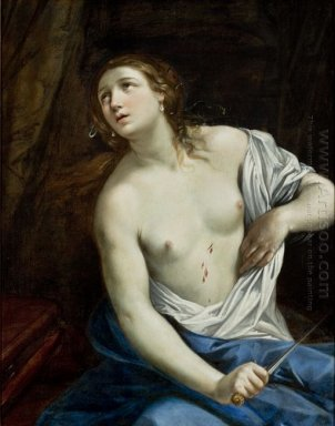 The Suicide Of Lucretia 1640