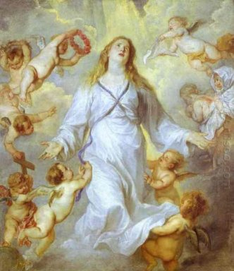 the assumption of the virgin 1627