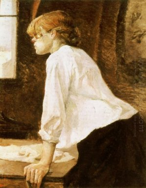 The Laundry Worker 1888