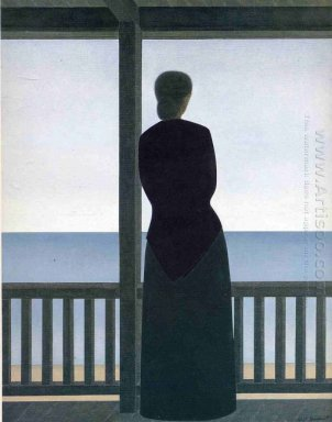 Woman By The Sea 1973