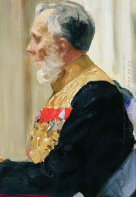 Portrait Of Count K N Palen 1903