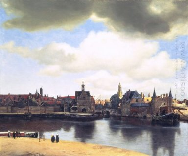 View on delft