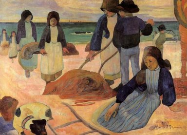 the kelp gatherers 1889