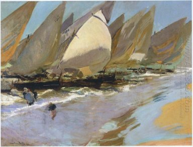 Fishing Boats 1915