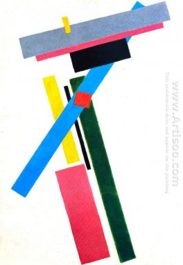 Suprematistic Construction 1915