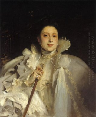 Countess Laura Spinola Nunez Del Castillo 1896