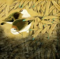 Birds-Loverse - Pintura Chinesa