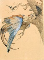 Blue Bird Bird Sirin