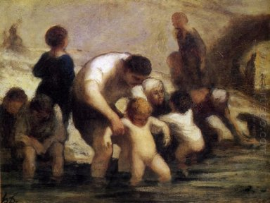 The Children With The Bath