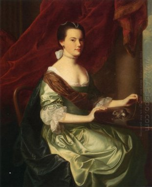 Mrs Theodore Atkinson Jr 1765