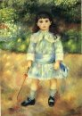 Child With A Whip 1885