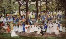 May Day Central Park Also Known As Central Park Or Children In T